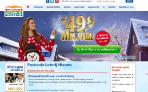 De Nationale Postcode Loterij