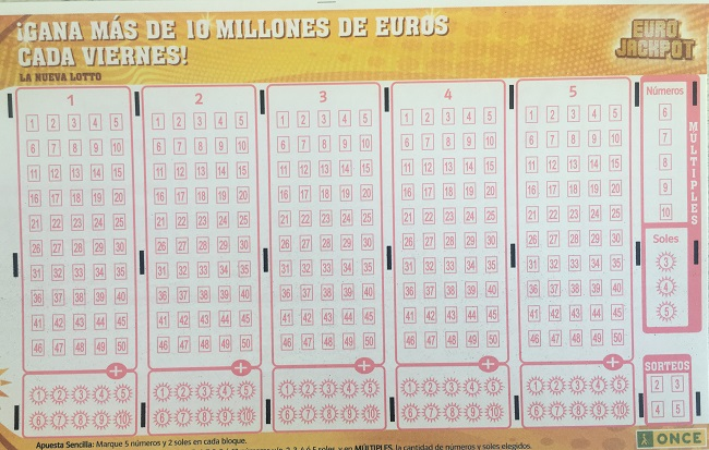 West Lotto Eurojackpot